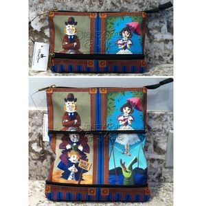 Disney Bags - Disney Haunted Mansion Stretching Portrait Pouch